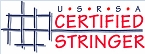 Certified stringer logo